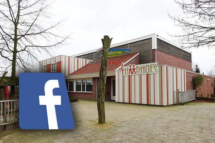 't Haarhoes op Facebook